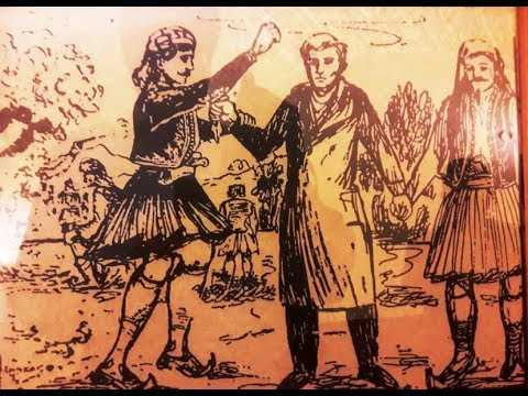 Ο ΙΩΑΝΝΗΣ ΚΑΠΟΔΙΣΤΡΙΑΣ ΠΡΟΕΤΟΙΜΑΖΕΙ ΤΟ 1821